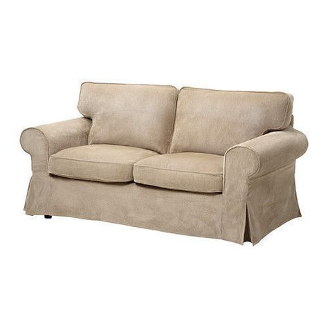Awe Inspiring Ikea Ektorp Loveseat Cover Vellinge Beige Slipcover 702 268 Squirreltailoven Fun Painted Chair Ideas Images Squirreltailovenorg