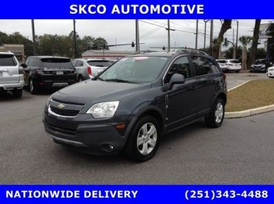 2013 Chevrolet Captiva Sport Fleet Ls Cyber Gray Metallic