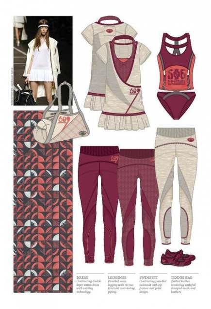 Sport fashion layout style 29+ ideas