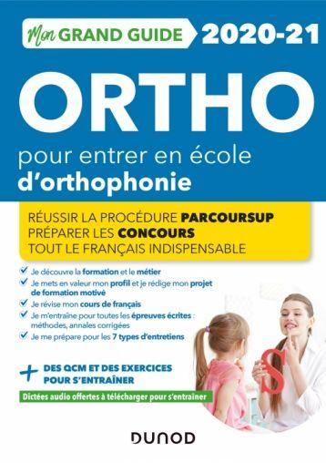 A La Rentree 2019 Les Ecoles D Orthophonie Font Leur Entree Dans Parcoursup Pour 2019 2020 Un Processus Transitoi Orthophonie Livres Gratuits En Ligne Ecole