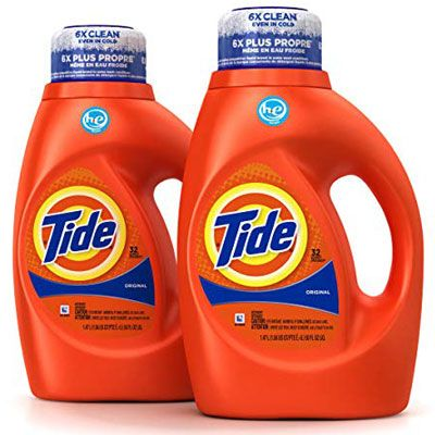 Top 10 Best High Efficiency Detergents In 2020 Reviews Tide Detergent Liquid Laundry Detergent