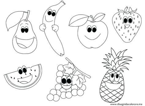 Best Fruit Party Table Wedding Ideas Ideas Fruit Coloring Pages Vegetable Crafts Happy Fruit Fruits coloring pages for kindergarten