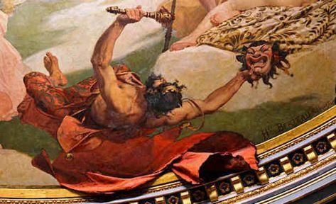 Momus The Evil Spirited God Of Blame And Criticism Momus Greek