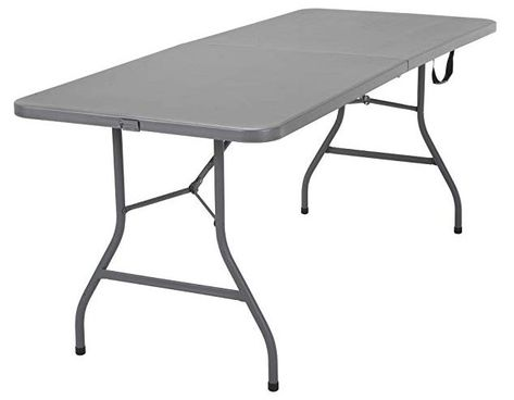 Cosco 6 Inch Signature Mold Centerfold Table Walmart Folding