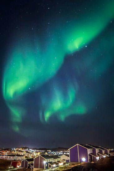 Where To See The Northern Lights Aurora Borealis And