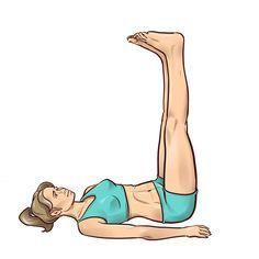 esercizi per dimagrire prima di dormire