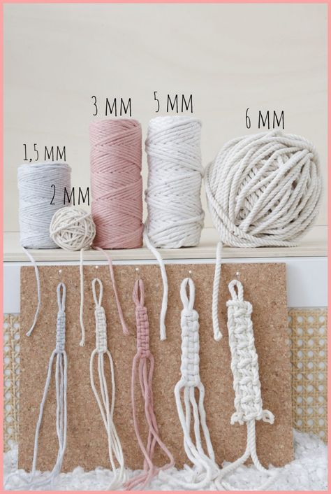 Macrame Design, Macrame Art, Macrame Projects, Macrame Knots, Micro Macrame, Macrame Jewelry, Rope Crafts, Yarn Crafts, Diy Crafts
