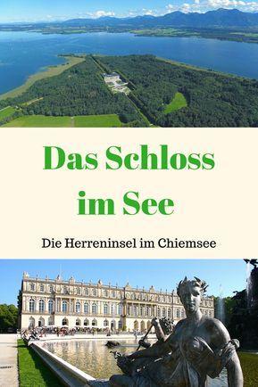 Auszeit Auf Der Insel Das Chiemsee Alpenland Geniessen Chiemsee