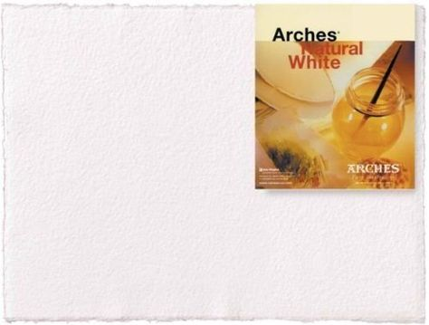 Amazon Com Arches Watercolor Paper 300 Lb Cold Press White 22 In