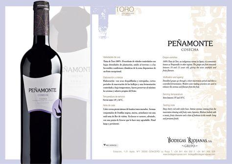 Penamonte Cosecha Penamonte D O Toro Wine Barrica Cosecha