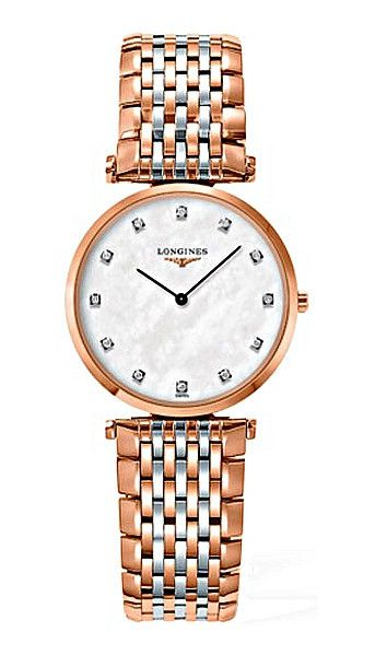 Longines Watch La Grande Classique De Longines Ladies Bezel Fixed