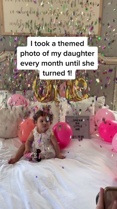Alexandra Lourdes(@alexandra_lourdes) on TikTok: The 11th month was my fave 😭🥳😍 #babygirl #mom #toddler #babiesoftiktok #babyphotoshoot #momsover30 #toddlermom #bossbabe #GroupChat #WinterFashion