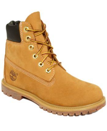 Timberland Women Waterproof 6 Premium Boots Women Shoes