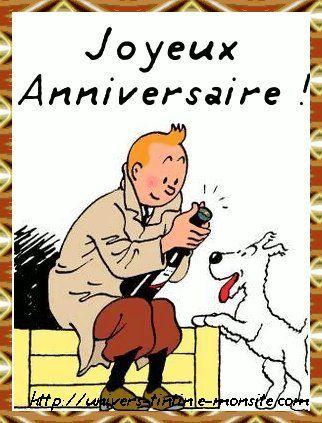 Carte postale Tintin Ne les abandonnez pas !