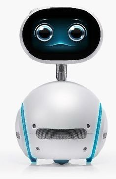 Zenbo is a very cool little household robot that can connect to smart-home components such as lights, door locks and security cameras, read out recipes, and entertain kids with interactive stories and songs.