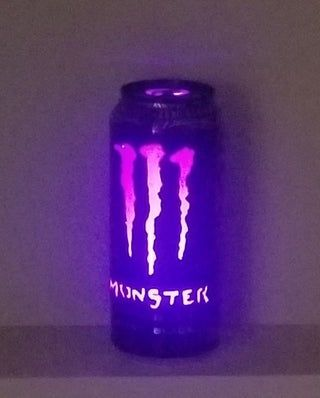 Monster Energy Can Light : 7 Steps (with Pictures) - InstructablesYou can find Monster energy and more on our website.Monster Energy Can Light : 7 Steps (with Pictures) . Monster Energy Drinks, Monster Energy Girls, Love Monster, Monster Energy Gear, Purple Aesthetic, Aesthetic Grunge, Bad Girl Aesthetic, Monster Crafts, Color Changing Lights