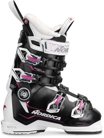 Nordica Speedmachine 105 Ski Boots Women S 2018 2019 Rei Co Op In 2021 Ski Boots Ski Women Skiing