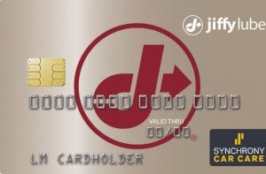 Jiffy Lube Credit Card Small Business Credit Cards
