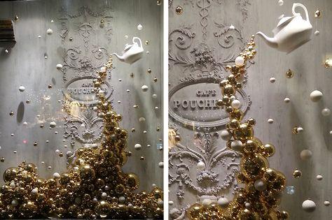 Image Vitrine Noel.Epingle Par E L Sur Window Decor Deco Vitrine Noel