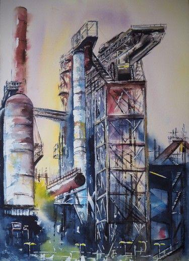 Peinture Par Pierre Patenet France Artmajeur Comment Peindre