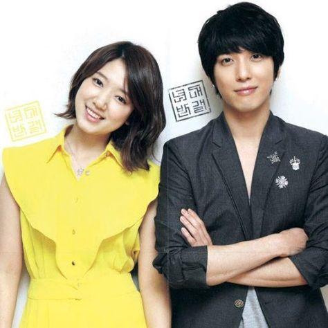 Jung Yong Hwa Park Shin Hye dating 2012 dejtingsajter för utbildade