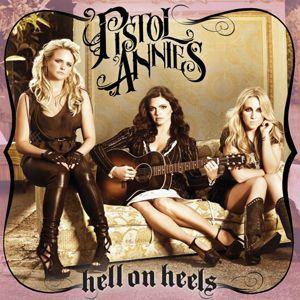 He made me pretty, he made me smart, I'm gonna break me a million hearts. I'm hell on heels, baby I'm comin' for u!
