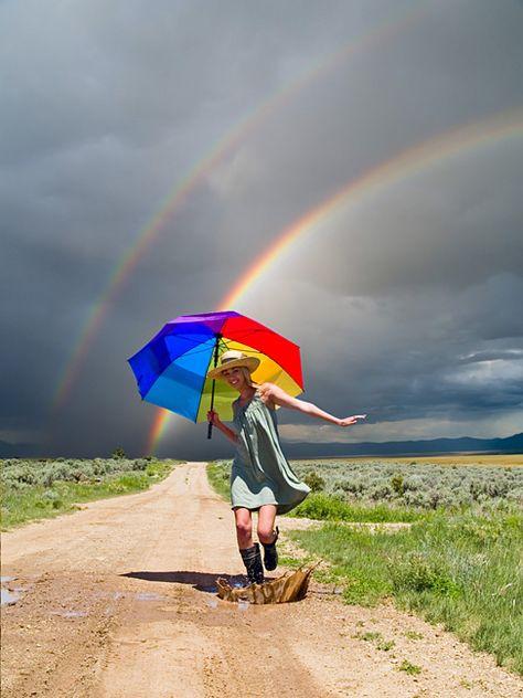 Double Rainbow Photos (They're So Intense!) - The Shutterstock BlogPhotos#Rainbow#Double#Blog