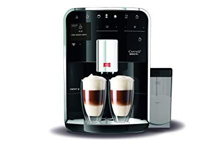Melitta Barista Ts Smart F85 0 102 Bean To Cup Coffee Machine Bluetooth Connectivity Melitta Connect App Whisper Grinder Q With Images Smart Fridge Barista Cafe Creme
