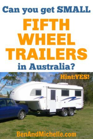Do They Make Small Fifth Wheel Trailers Fifth Wheel Trailers