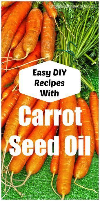 Carrot Seed Oil Recipes Carrot Seed Oil Carrot Seed Oil