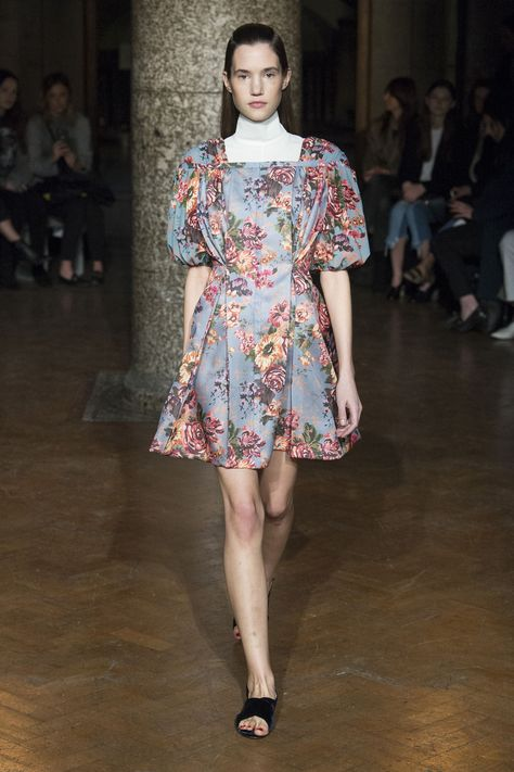 Emilia Wickstead Autumn/Winter 2017 Ready-to-wear Collection