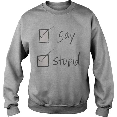 99a1356f5bf7 Gay Stupid shirt #Trend #Picture #Christmas #graphictee #leopard ...