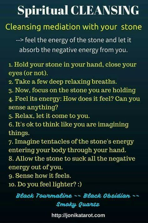 Pin on Spiritual Cleansing
