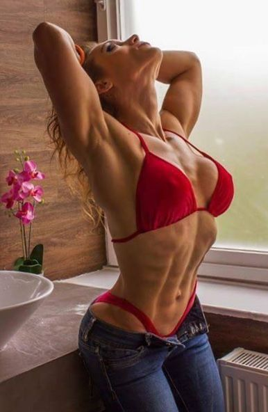 Fit Girl Boobs