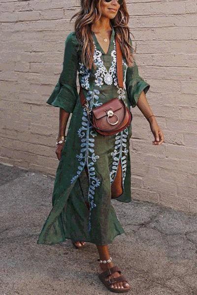 Casual Daytime Dresses #Designerdresses