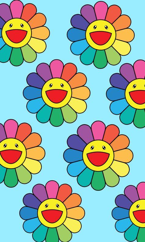 Hippie Wallpaper, Trippy Wallpaper, Retro Wallpaper, Kids Wallpaper, Aesthetic Iphone Wallpaper, Aesthetic Wallpapers, Kawaii Wallpaper, Wallpaper Desktop, Arte Indie
