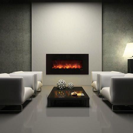 Modern Flames 60 Landscape Series Linear Electric Fireplace