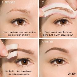 images Perfect Eyebrow Shape Pictures pin on make up