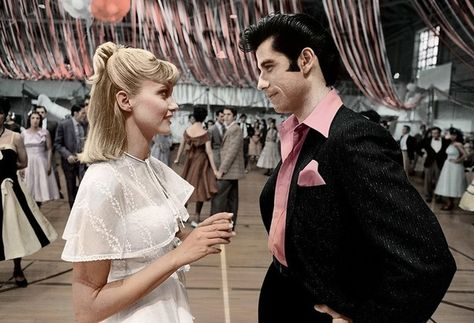 1978: Grease - The Most Romantic Movie From The Year You Were Born - Photos