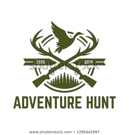 Duck Hunting Logo Hunting Badge Or Emblem Duck Hunting Logo Hunting Club Logos Hunting