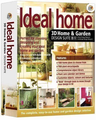 Gsp 3d Home Designer Inspirational Gsp Ideal Home Design Suite Pc In 2020 Home Garden Design 3d Home Design Design Suites