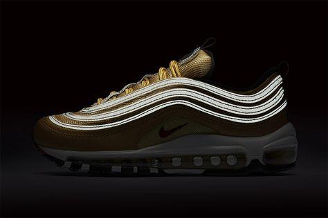 nike air max 97 metallic gold 885691 700 5 | shoes