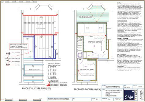 Sma Lofts Drawing 1 2 Jpg 1161 816 Loft Conversion Loft Conversion Rooms How To Plan