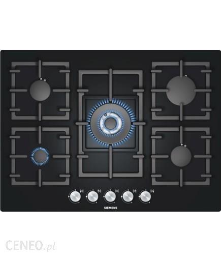 Plyta Gazowa Siemens Ep716qb91e Opinie I Ceny Na Ceneo Pl Gas Hob Hobs Black Glass