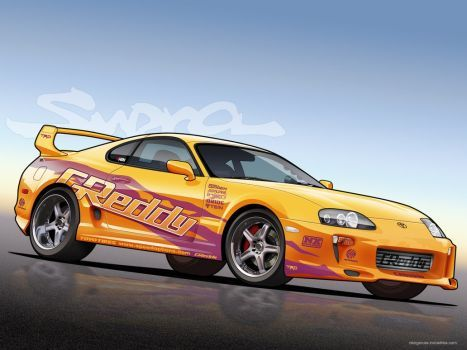 Toyota Supra Ghost By Onlyjaime On DeviantArt | Animated Cars | Pinterest | Toyota  Supra, Toyota And Engine