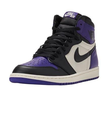 Jordan 1 Retro High Court Purple In 2020 Jordan Retro 1 Jordan