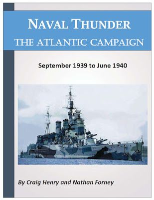 Naval Thunder: The Atlantic Campaign | Wargaming Rules