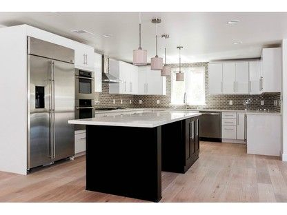 White Gloss Flat Panel Rta Euro Style Best Online Cabinets Kitchen Cabinet Trends Kitchen Bathroom Remodel Quality Kitchen Cabinets