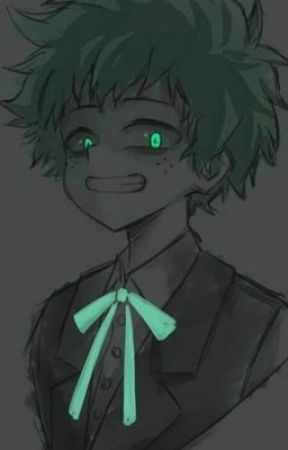Villain Deku x Reader) - Love is like shit covered in honey stinks