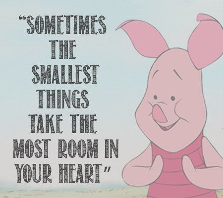Or maybe Winne The Pooh warmed your heart. | What's Your Favorite Line From A Children's Book?